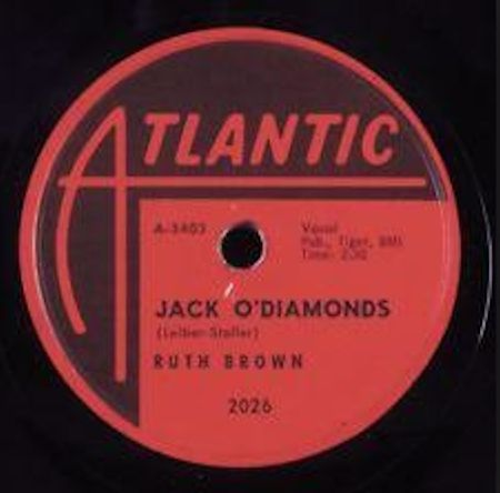jack diamonds charts june 59